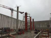 CONSTRUCTION OF RETENTION TANKS AT THE CZAJKA WASTEWATER TREATMENT PLANT